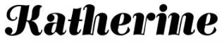 Margie Script type specimen