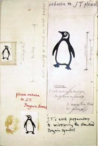penguin-sketch
