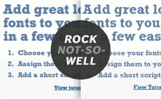 rock-not-so-well