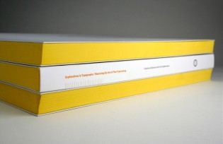 """Explorations in Typography"" spine"