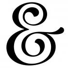 Aria ampersand