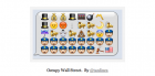 """Occupy Wall Street"" from Intro to Narratives in Emoji 101"