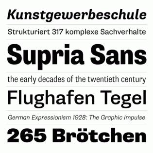 Supria-Sans-fonts