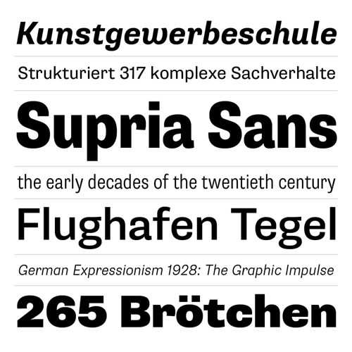 Supria-Sans-fonts