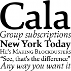 Cala fonts