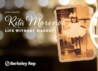 Cheshire Isaacs' promotion for the Rita Moreno show at Berkeley Rep Theatre