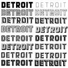 Detroit fonts
