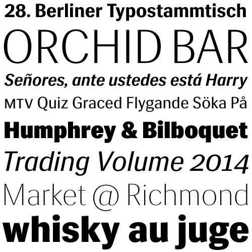 Siri Fonts
