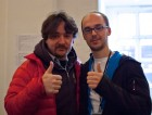 Antonio Cavedoni (Apple) and Frank Grießhammer (Adobe) approve.