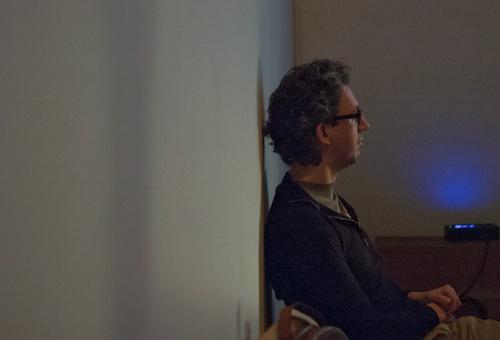 Robothon co-organizer, Paul van der Laan