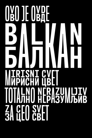 Balkan font family