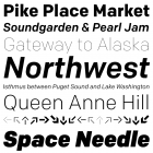 Colfax font family