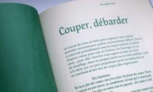 Eskapade in Forêts en Trièves, published by Maison du Mont Aiguille Vercors-Trièves.