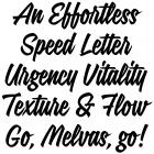 Signalist-font
