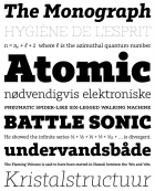 Tabac Slab fonts