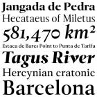 Tramuntana fonts