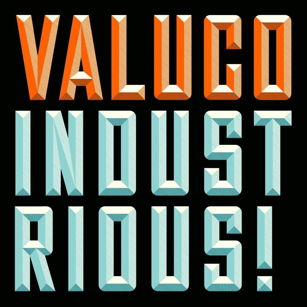 VALUCO fonts