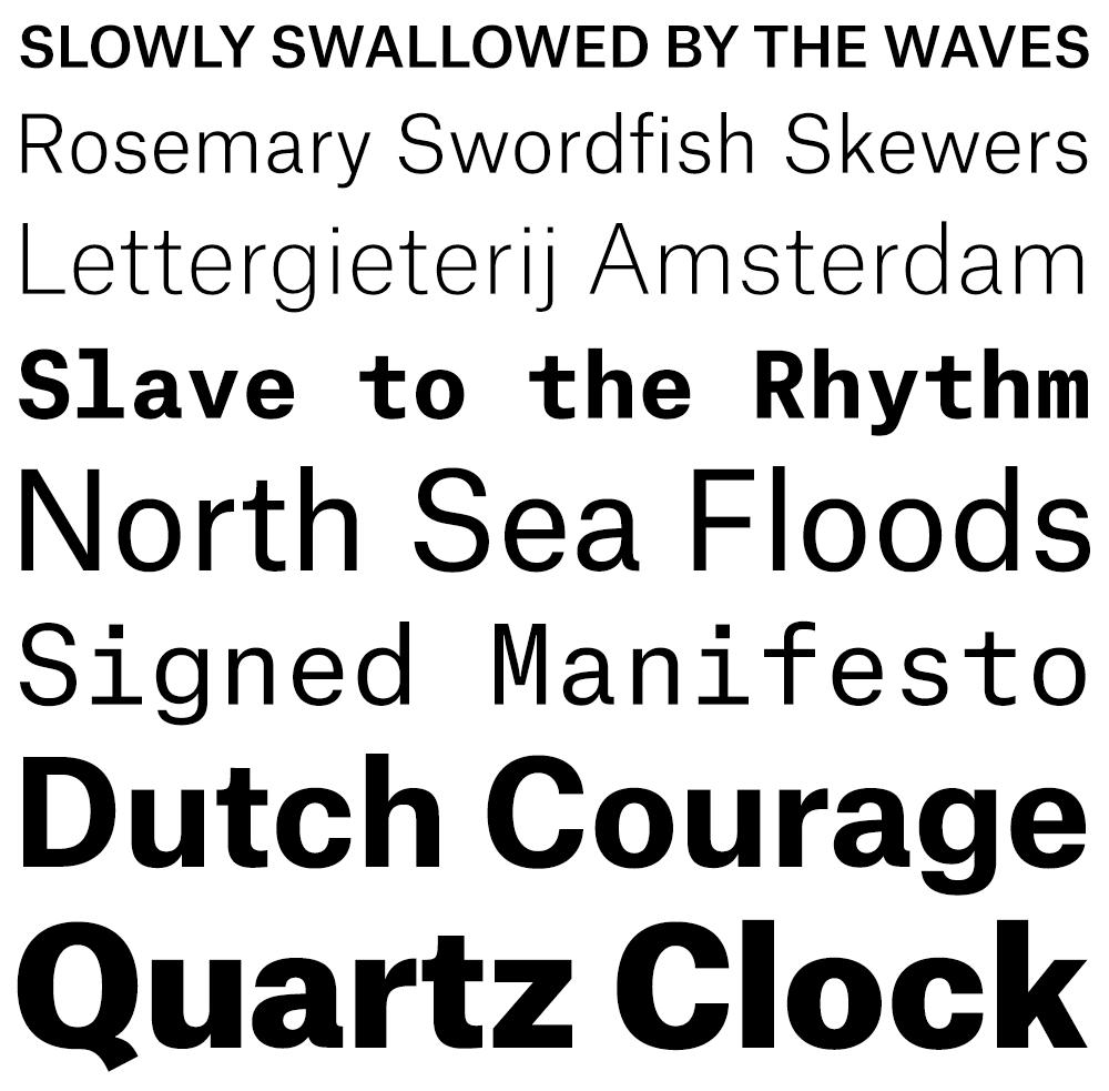 Atlas Grotesk fonts
