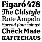 Henriette fonts