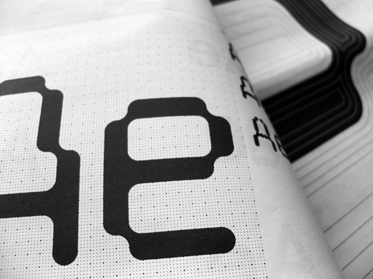 FF ThreeSix in U:D/R 03 a design journal from Unit Editions