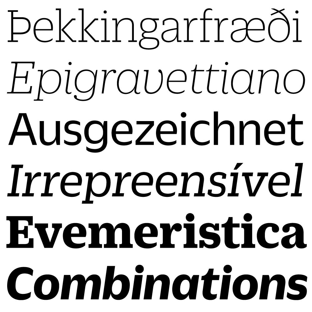 Duplicate fonts