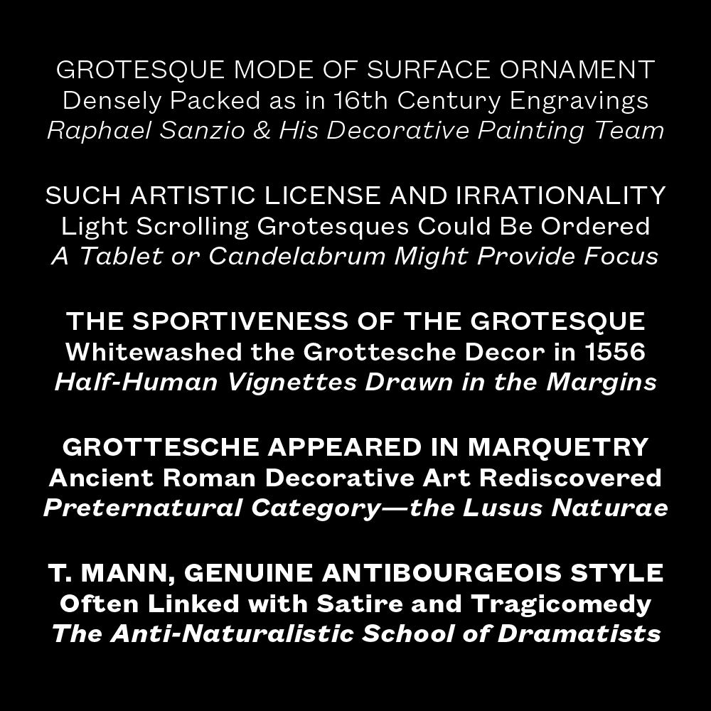 Founders Grotesk Text fonts specimen