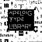 Apeloig Type Library promo image