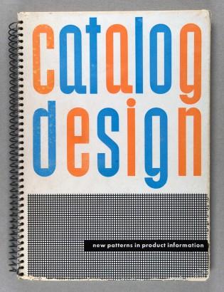 Catalog design by Ladislav Sutnar
