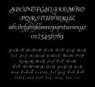 Daphne-glyphs