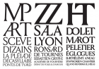 Louize Display ligatures