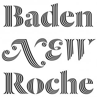 Dala Prisma, Bold + Bold Swash Italic