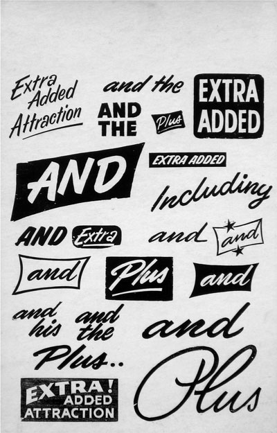 Typeface Specimen Sheet Specimen Sheet Printed by Joe