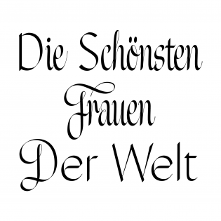 Frauen fonts