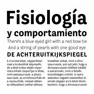 Bligh fonts
