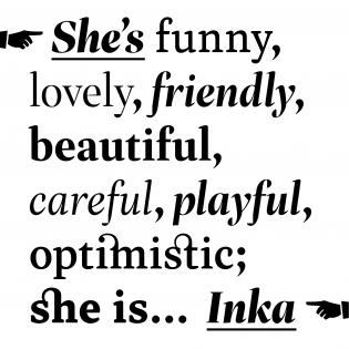 Inka fonts