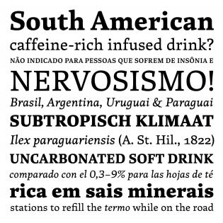 Brasílica fonts