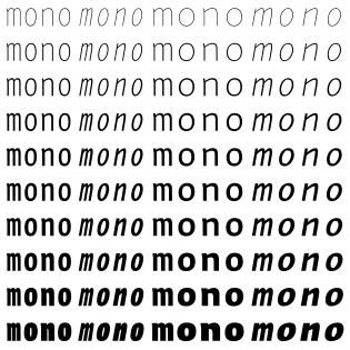 Greta Mono fonts