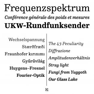 FF Hertz fonts