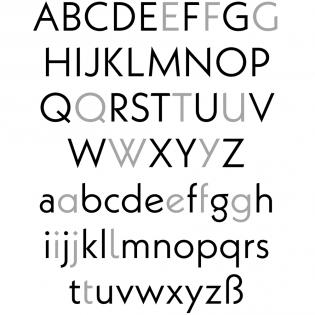 Neue Kabel fonts