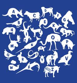 Alphabet Zoo Fonts