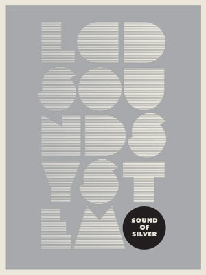 LCD Soundsystem Poster by Jason Munn