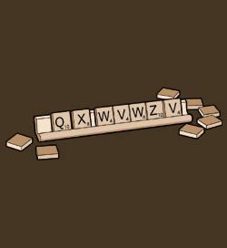 Scrabble Font