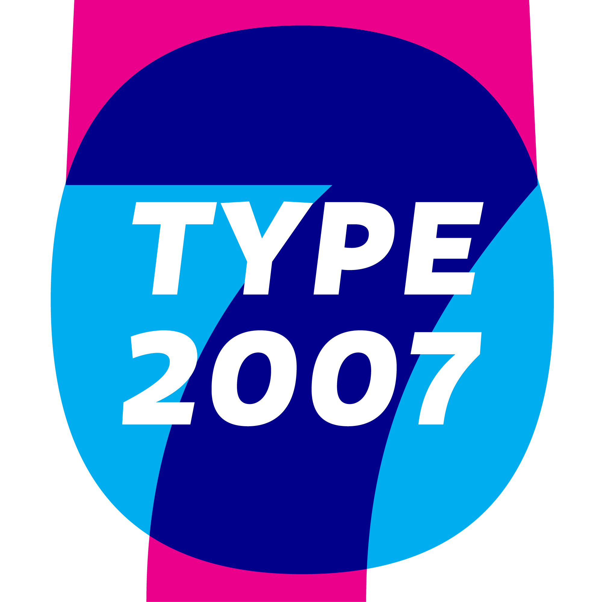 Best Fonts of 2007