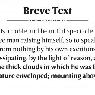 Breve Text