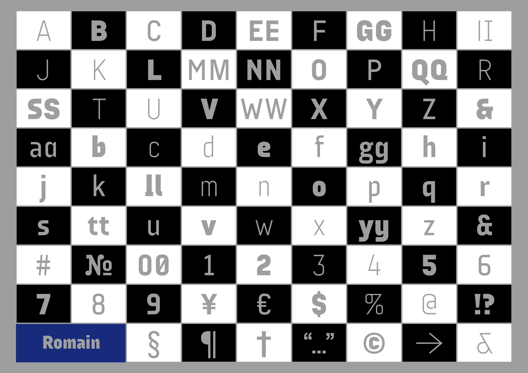 Audimat 3000 – Typographica
