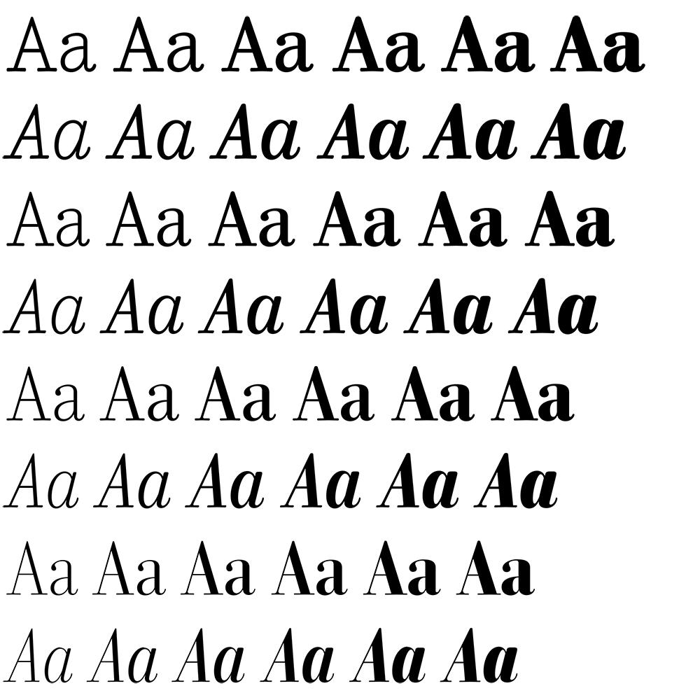 Parmigiano – Typographica