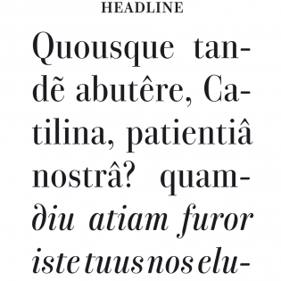 Parmigiano Headline