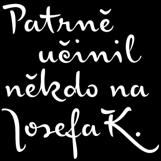 Josef K font