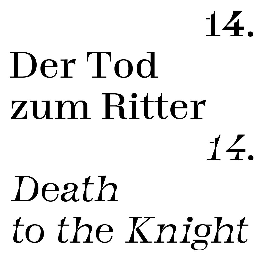 Totentanz – Typographica