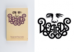 Tom Carnase lettering for Beards